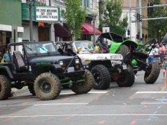 Jeeps SCCM show