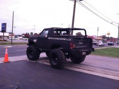 Dustin's Bronco