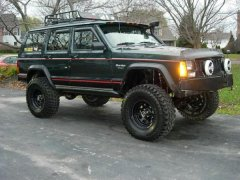 My Jeep when it was new....