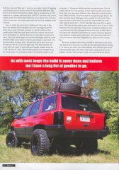 Jeep Action Nov. issue 2009 pg 44