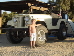 John and JEEP at Hungry Valley.JPG